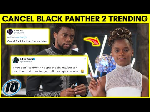 Cancel Black Panther 2 Trending Because Of This