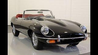 Jaguar E-Type S2 1969-VIDEO- www.ERclassics.com