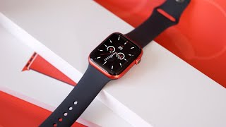 Apple Watch Series 6 Unboxing: Wie gut ist der Solo Loop?