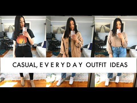 Casual Everyday Outfit Ideas| SPRING 2019 7
