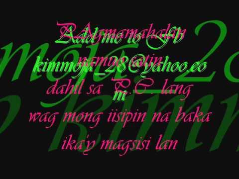 facebook Lyrics - hambog ng sagpro krew (By BadBoY)