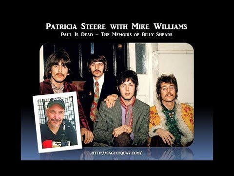 Patricia Steere with Mike Williams - Paul Is Dead: The Memoirs of Billy Shears (Apr 2018)