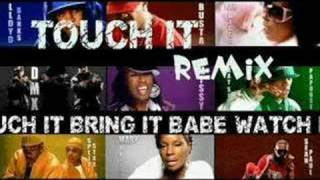 Busta Rhymes - Touch it (MEGA REMIX)