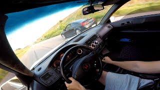 Honda Civic ( Turbo ) ...  Помогут ли валы  Финику ???