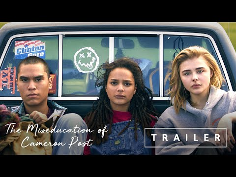 The Miseducation of Cameron Post trailer