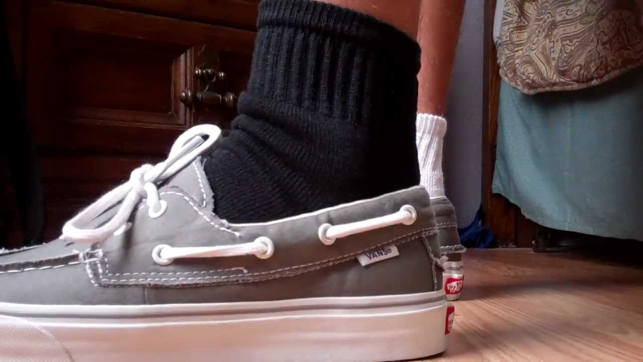 True Review Vans Del Barco Youtube Zapato White tzFq4wUp