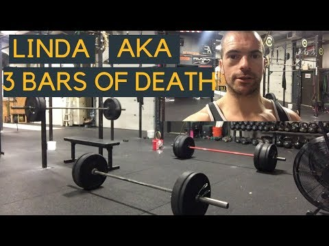 LINDA 'AKA' 3 BARS OF DEATH