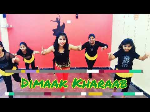 Silaka Silaka Dimaak Kharaab// ISmart Shankar // Tollywood Movie//Choreographed By BANIE