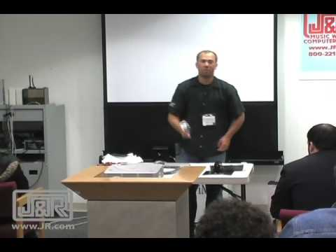 Vantage Point TV Mount Seminar At J&R