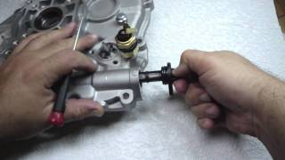 Low Oil Pressure and The Oil Filter