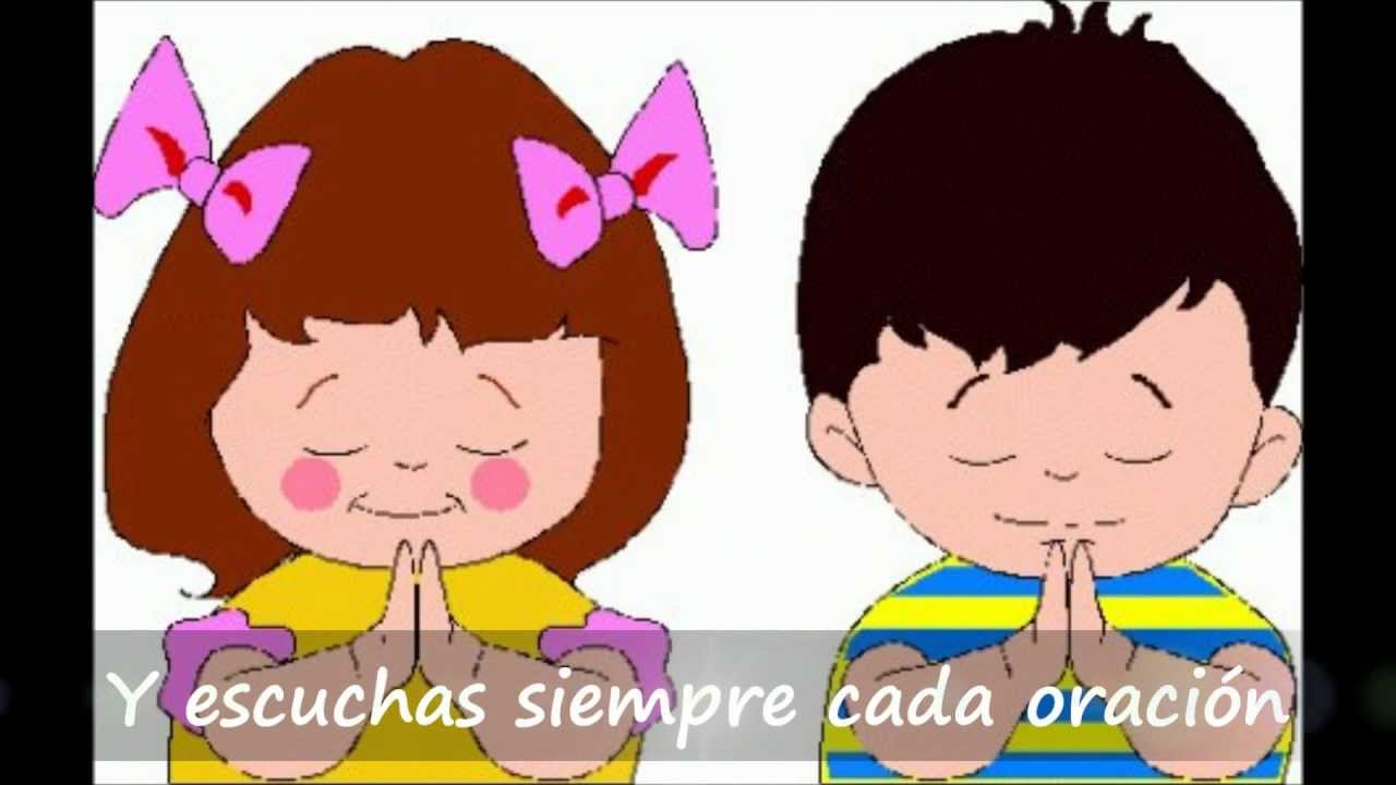 03 Oracion de un niño - YouTube
