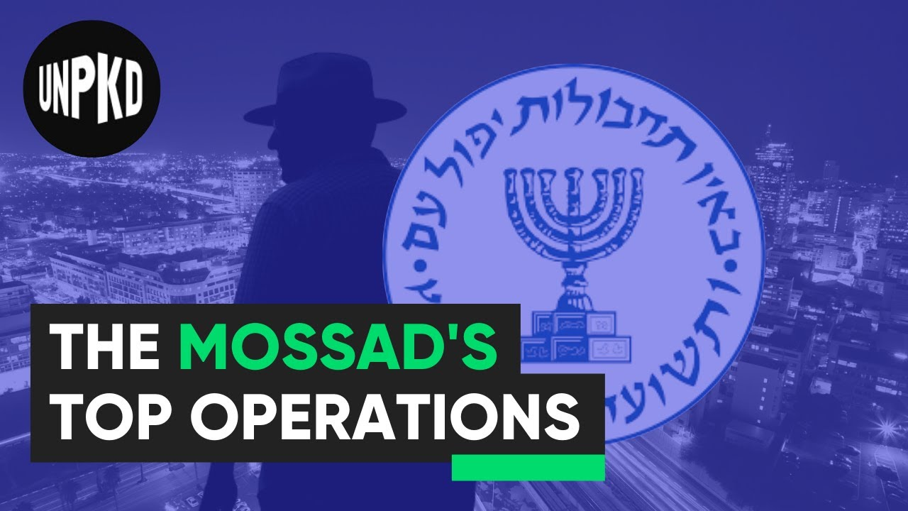The Mossad Inside The Missions Of Israel S Elite Spy Agency Youtube