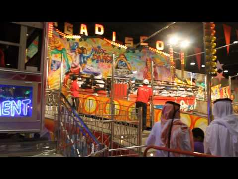 Doha Amusement Park 2010 Qatar
