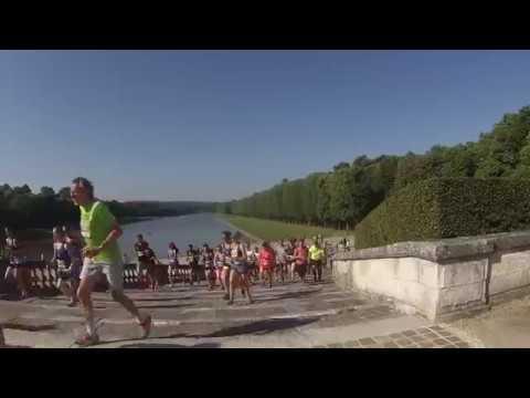 Go Sport Running Tour Château de Versailles