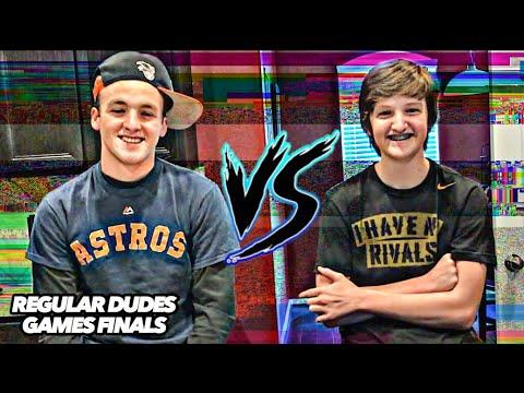 Download REGULAR DUDES GAMES ALL-STARS (Jayden VS Connor) [FINALE]
