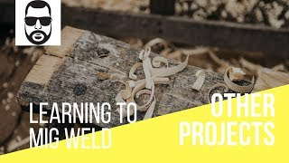 Projects - a Blind Man learns Mig Welding!!!! thumbnail