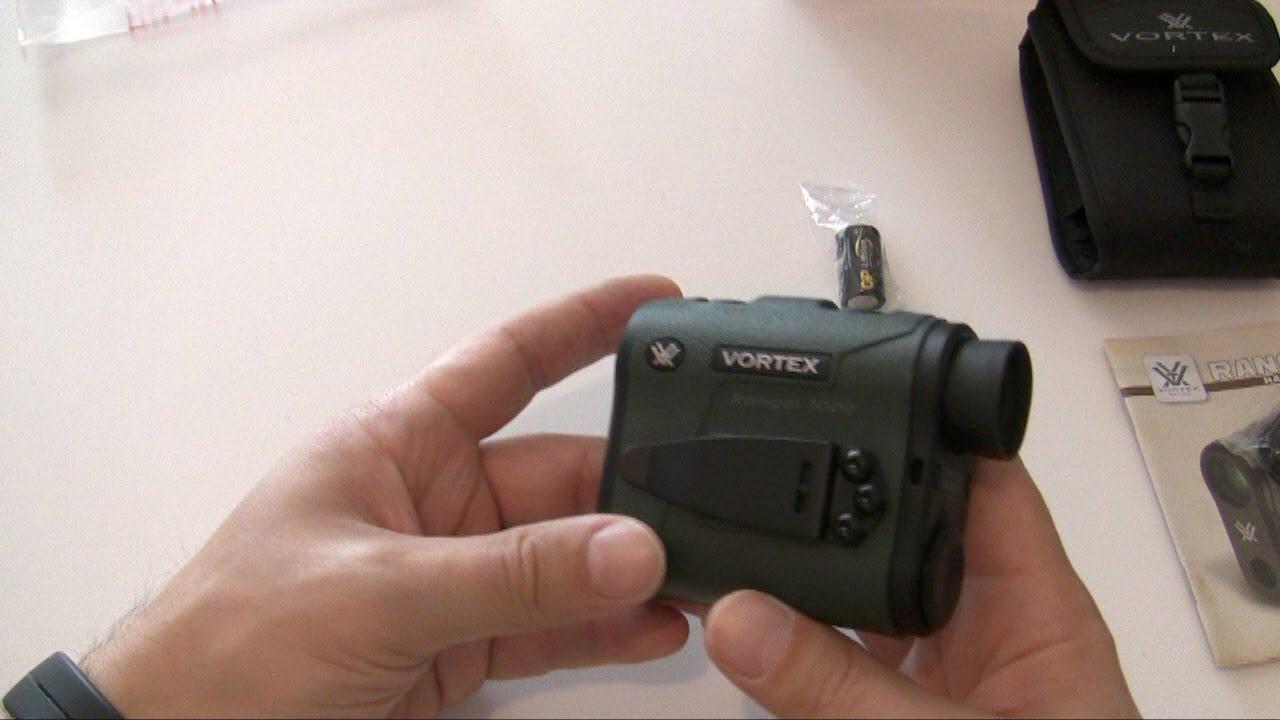 Bushnell Entfernungsmesser Jagd : Vortex ranger 1000 entfernungsmesser youtube