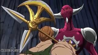 AMV Escanor (hail to the king) nanatsu no taizai