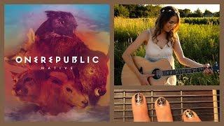 """❤ """"Counting Stars"""" - One Republic Guitar Lesson 
