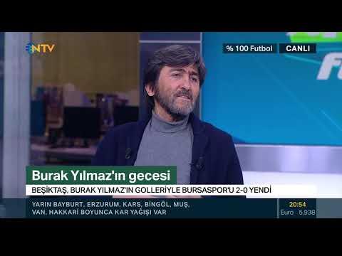 Rıdvan Dilmen: ''Burak Yılmaz, Metin, Ali, Feyyaz Değildir Ama...''