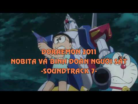 【Doraemon 2011】Nobita Và Binh Đoàn Người Sắt-Sad Soundtrack 7