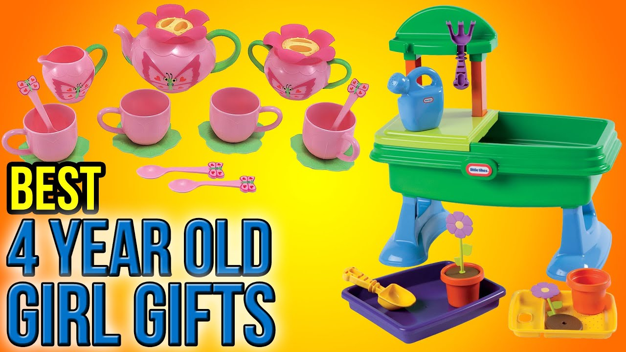 10 Best 4 Year Old Girl Gifts 2016