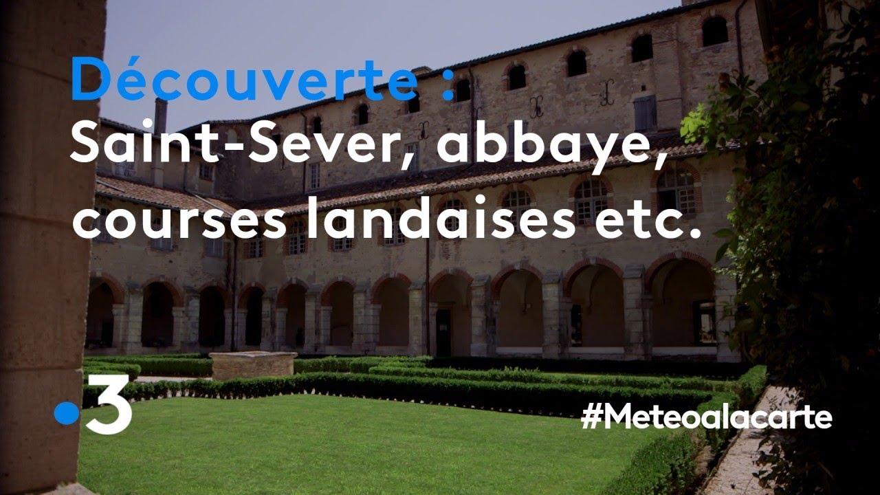 Saint-Sever, abbaye millénaire, courses landaises et gastronomie