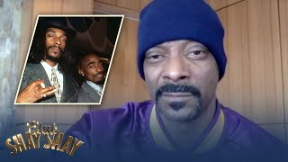 Snoop Dogg on his relationship with Tupac Shakur and Dr. Dre | EPISODE 3 | CLUB SHAY SHAY