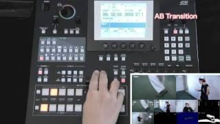 Компанія AG-HMX100 інструкція по установці -- переходи Ab для ефектів і переходів