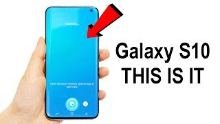 Samsung Galaxy S10 - THIS IS IT (Final Design)