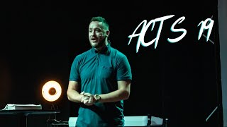 Acts 19 - A City On Fire | The Bridge Church