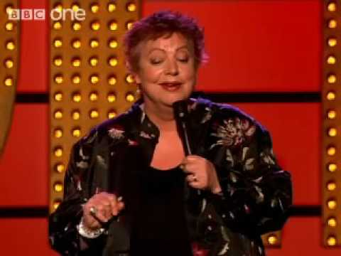 Jo Brand on Fitness & Marriage Live at the Apollo BBC One