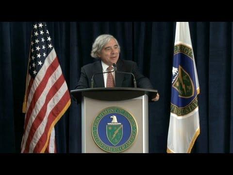 Secretary Moniz Speaks on New Energy Systems Integration Facility (ESIF) at NREL