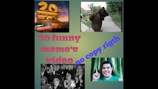 30 funny meme's video effects No copyrigth/julz mmyt