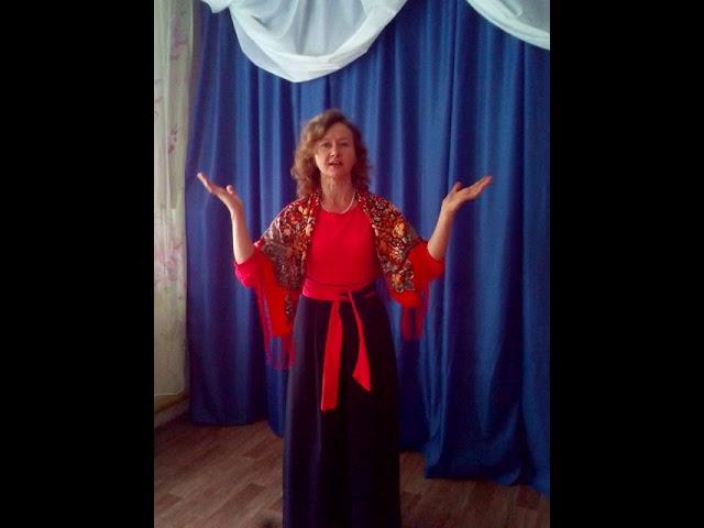 Изображение предпросмотра прочтения – ЕленаБабенкова читает произведение «Кабы нас с тобой да судьба свела» М.И.Цветаевой