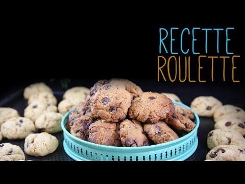 Cookies au chocolat et beurre de cacahuètes !