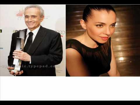 Jose Carreras & Teresa Salgueiro