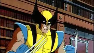 X Men The Animated Series -  X-MEN SAVE PHOENIX