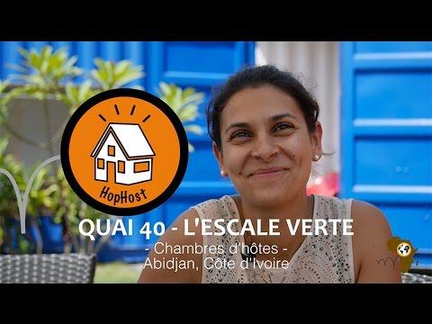 Hopineo presents Quai40, Abidjan (Côte d'Ivoire)