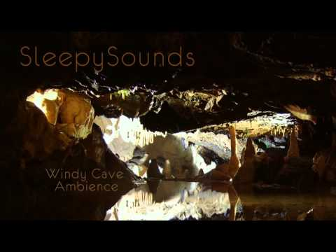 Deep Cave Ambience – 9 Hr Soundscape, Wind & Water – Sleep, Study, Ambient