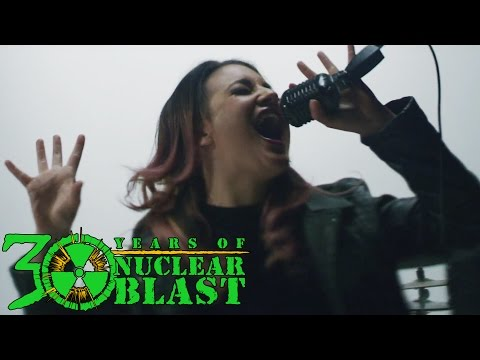 THE CHARM THE FURY - Blood And Salt (OFFICIAL MUSIC VIDEO)