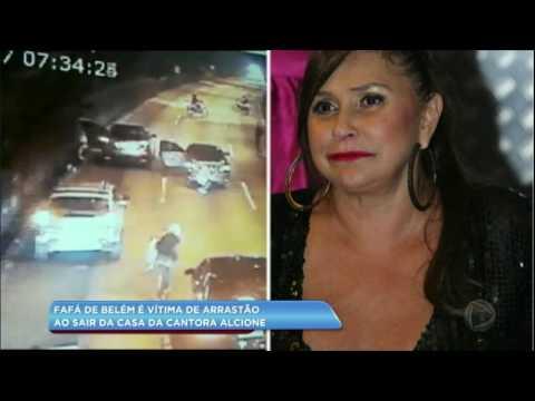 Hora da Venenosa: Fafá de Belém é vítima de arrastão