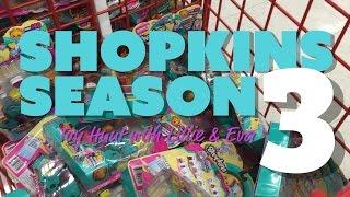 Shopkins Season 3 Toy Hunt