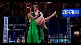 Jacqueline Fernandez and Hrithik Roshan Hot Dance