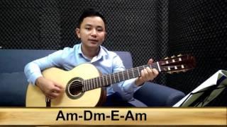 Phần 6. 3 cách tạo đoạn dạo đơn giản - Giáo trình Guitar Bolero Văn Anh