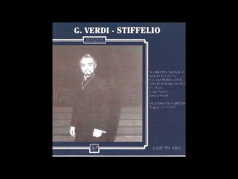Mario del Monaco in  Stiffelio  Verdi