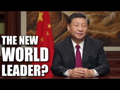 Is China The New World's Super Power?