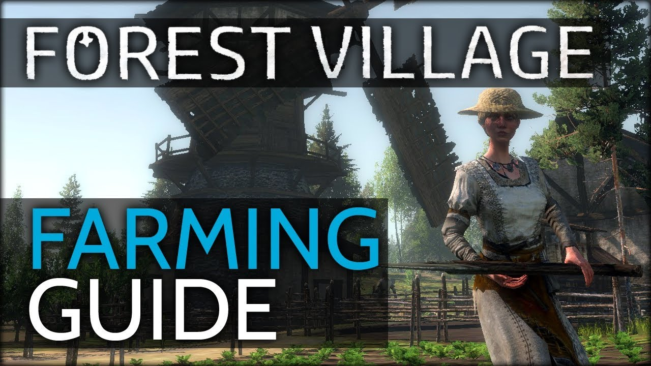 Tips and Tricks: Farming Guide for Life is Feudal: Forest Village