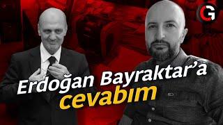 Erdoğan Bayraktara cevabım 3 trilyon $ nerede?