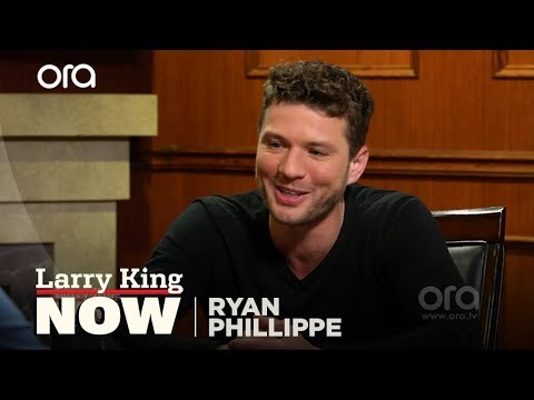 Ryan Phillippe Opens Up About Reese, Girlfriend and His Bad Boy Image | Larry King Now | Ora.TV